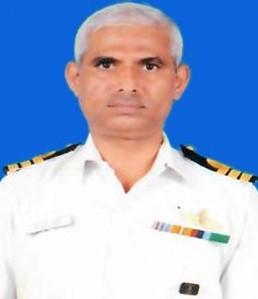 Commander BN Talke