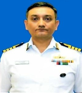 Captain Arup K Chakrabarti