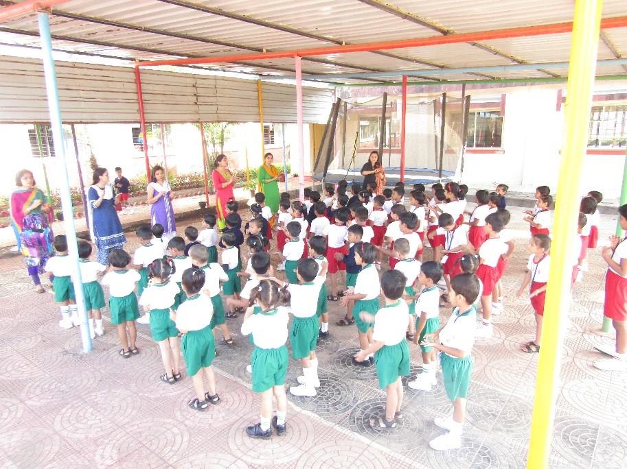 Naval Kindergarten
