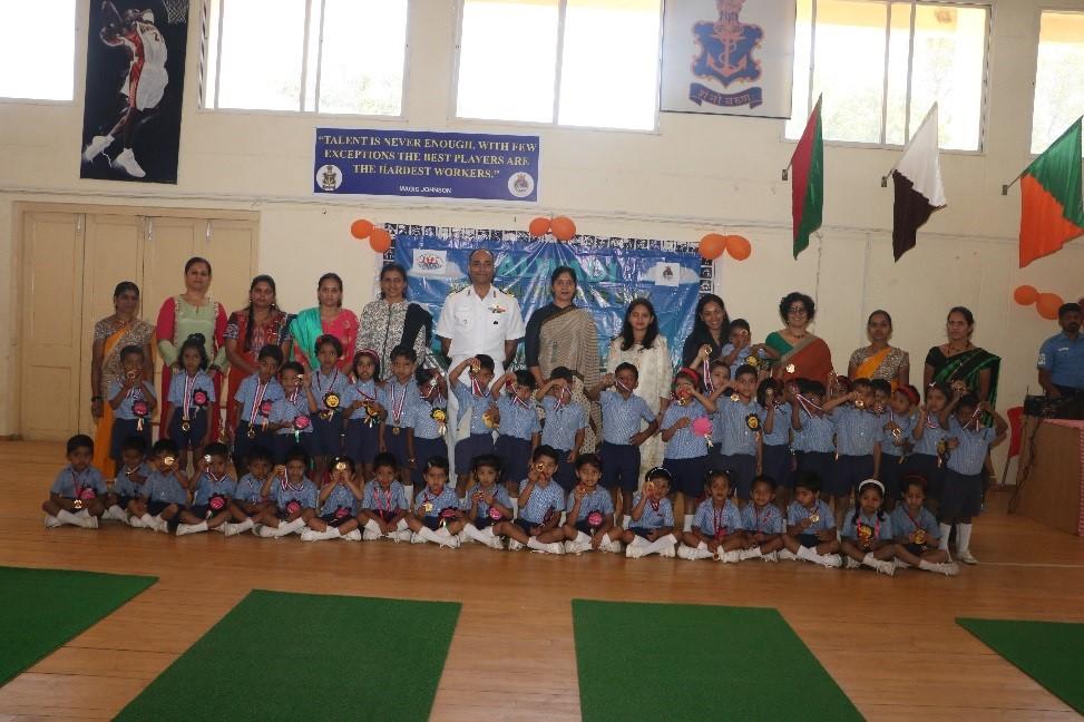 Annual Sports Day – Balwadi