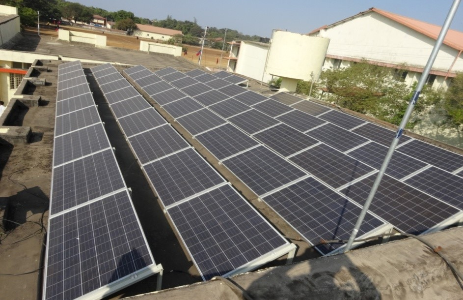 Solar Panels for Clean Energy