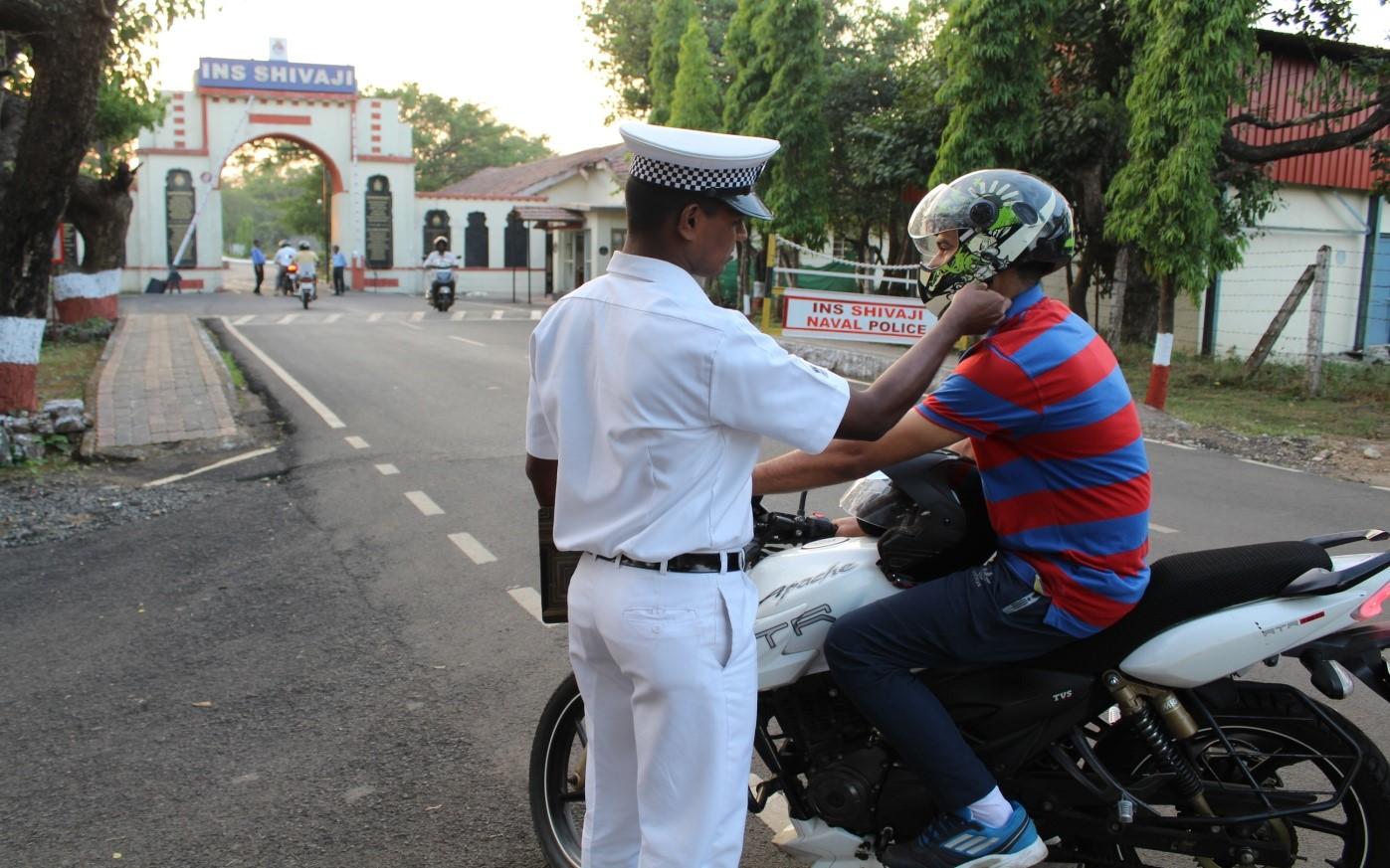 Ensuring Traffic Discipline