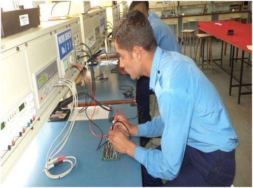 Basic Electronics Work Bench