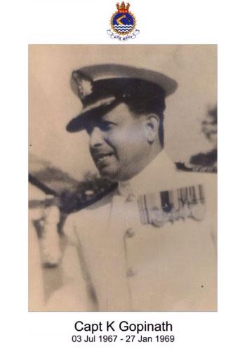 Capt K Gopinath