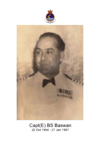 Capt(E) BS Baswan