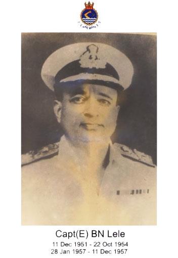 Capt(E) BN lele