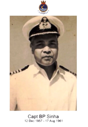 Capt BP Sinha