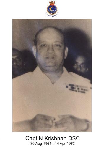 Capt N Krishna DSC