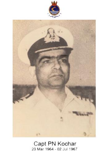 Capt PN Kochar
