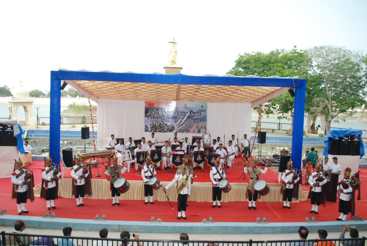 20th Anniversary of Kargil Vijay Diwas
