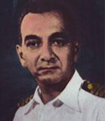 Capt N E Warner