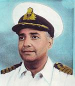 Capt B C Chatterjee
