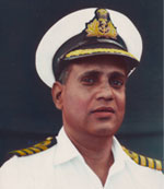 Capt K R Ramnath