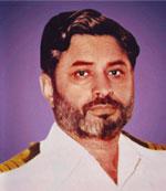 Capt R C Bhalla VSM