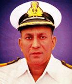 Cmde Navin Chandra