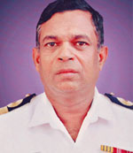 Cmde P K Vishwanathan VSM