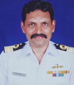 Cmde Raman Prabhath VSM