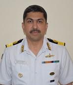 Cmde Indrajit Dasgupta