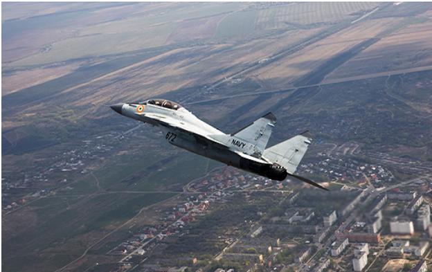 MIG 29-K (Fighter)