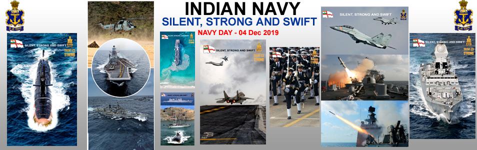 नौसेना दिवस 2019