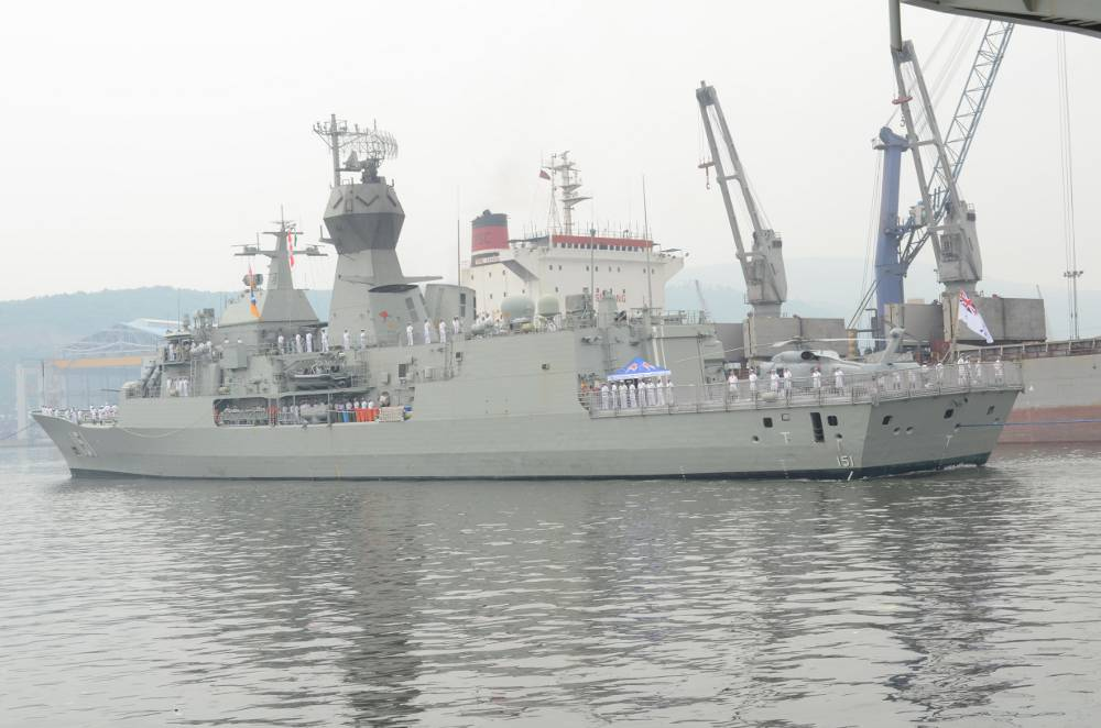 AUSINDEX-15 - Indian and Australian Navy to participate in Inaugural Bilateral Maritime Exercise
