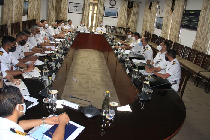 7th IN BN Staff Talks