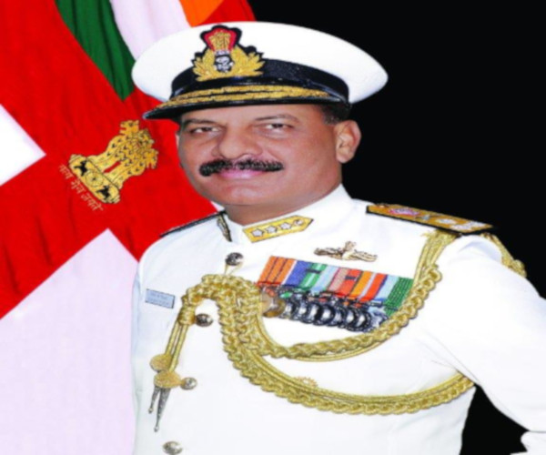 Vice Admiral Dinesh K Tripathi, AVSM, NM, Assumes Charge as Director General Naval Operations