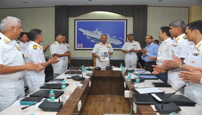 39th Regional Contingency Committee Western Region Meeting held at Western Naval Command, Mumbai