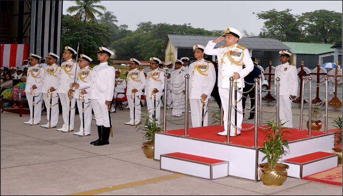 Vice Admiral Anil Kumar Chawla Assumes Command of SNC