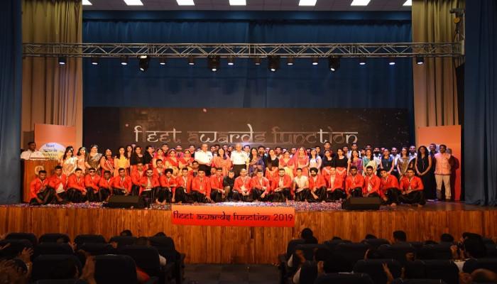 INS Satpura Wins 'Best Ship' Trophy