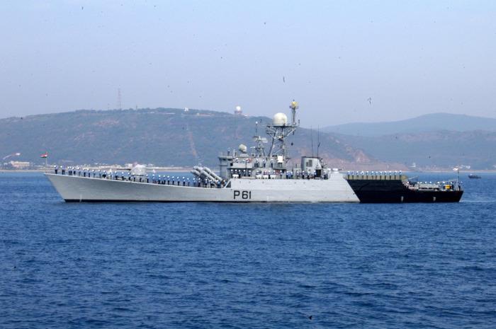 Eastern Fleet Ships on Overseas Operational Deployment