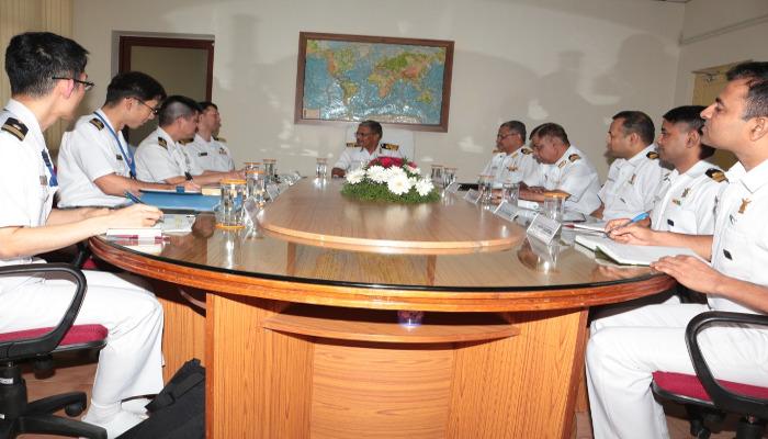 Japanese Delegation Visits Kochi