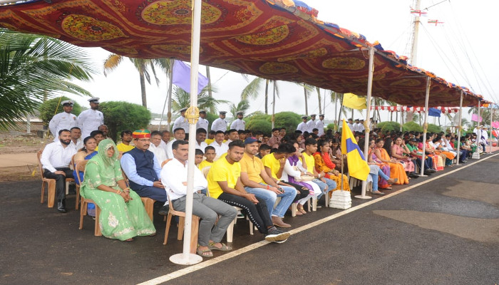 73rd Independence Day Parade - INS Hamla