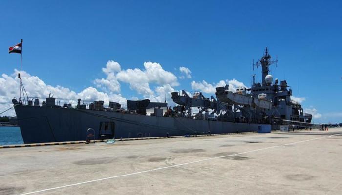 भारतीय नौसेना ने कोविड राहत अभियानों को आगे बढ़ाया: नौ युद्धपोतों पर विदेश से ऑक्सीजन, चिकित्सा उपकरण आए