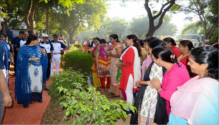 'Swachhta Hi Sewa' Campaign at New Delhi