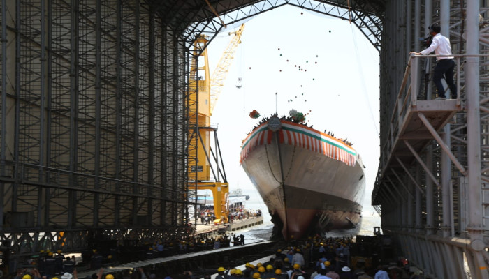 Launch of Yard 12706