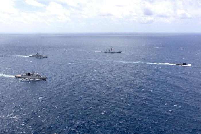 Royal Australian Navy and Indian Navy commences bilateral exercise – 'AUSINDEX'