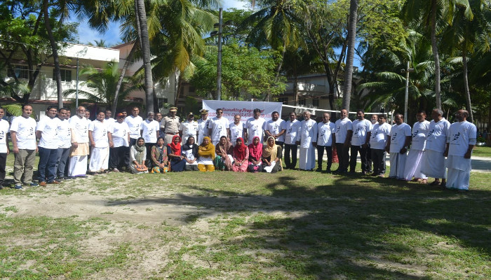'Swachhta Hi Seva Campaign' by Southern Naval Command