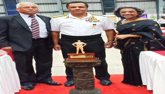 Naval Air Squadron 550, the Oldest Naval Air Squadron Celebrates Diamond Jubilee at Kochi