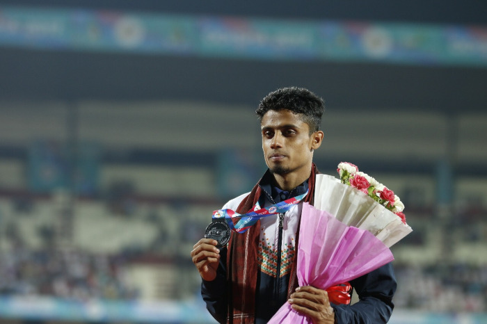 Indian Naval Sailor, MP Jabir, POCOM(Tel) Qualified for Tokyo Olympics