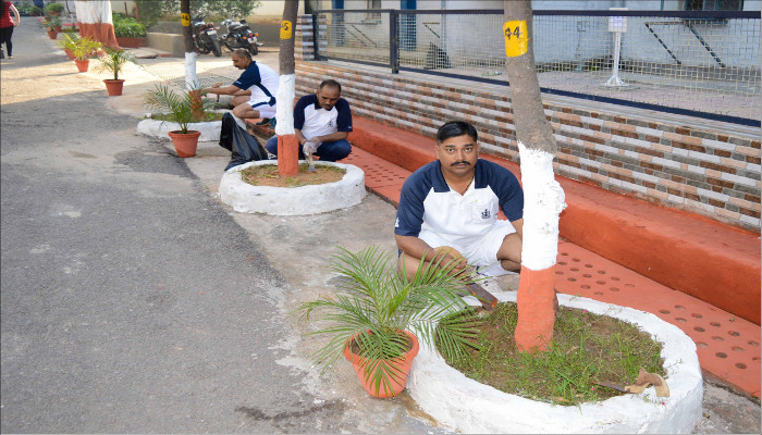 Swachhta Hi Sewa Campaign at New Delhi
