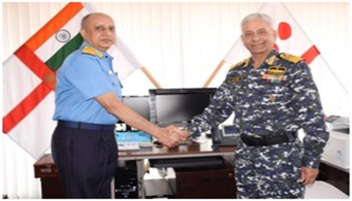 Vice Admiral Kiran Manikrao Deshmukh, VSM Takes Over as Director General Naval Projects, Visakhapatnam