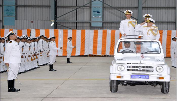 वाइस एडमिरल अनिल कुमार चावला ने एसएनसी का कमान संभाला
