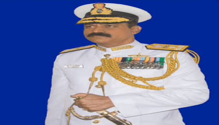 Vice Admiral MA Hampiholi, AVSM, NM Assumes Charge as Commandant Indian Naval Academy, Ezhimala