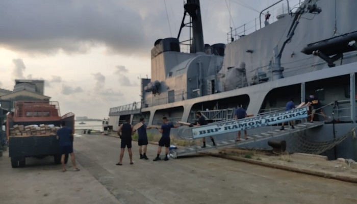 Visit of Philippine Naval Ships BRP Ramon Alcaraz and BRP Davao Del Sur to Kochi