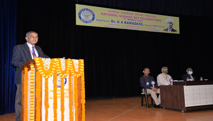 National Science Day Celebrationsat NSTL Visakhapatnam