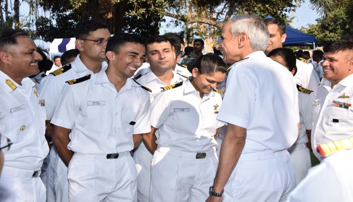 Naval Holiday Home 'Leher' Inaugurated at Visakhapatnam