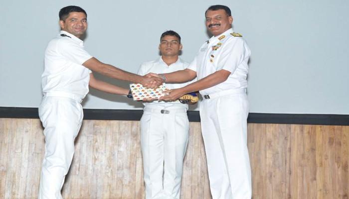 Junior Officers Leadership Seminar Held at Visakhapatnam