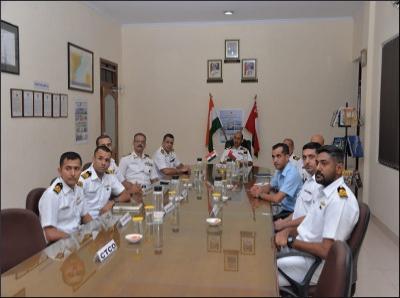 Royal Navy of Oman Delegation Visits SNC