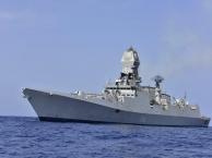 INS Kochi Deployed for Op Samudra Setu II